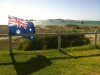 Flying the flag on Australia Day 2013